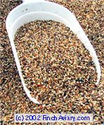 Finch Seed Mix